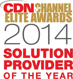 CDN Channel Elite Award