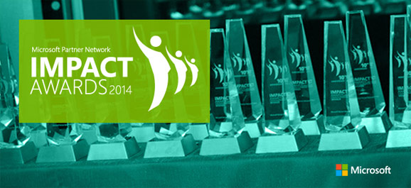 Panacea™ Bedside Solution wins Microsoft Impact Award